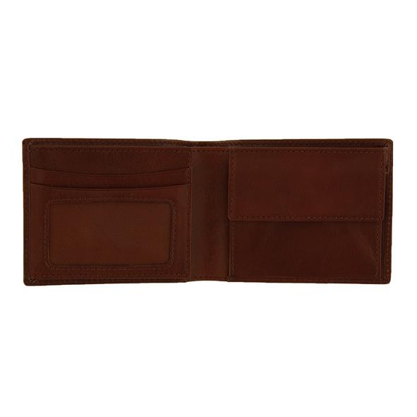Braun Büffel Geldbörse Gaucho 5CS braun