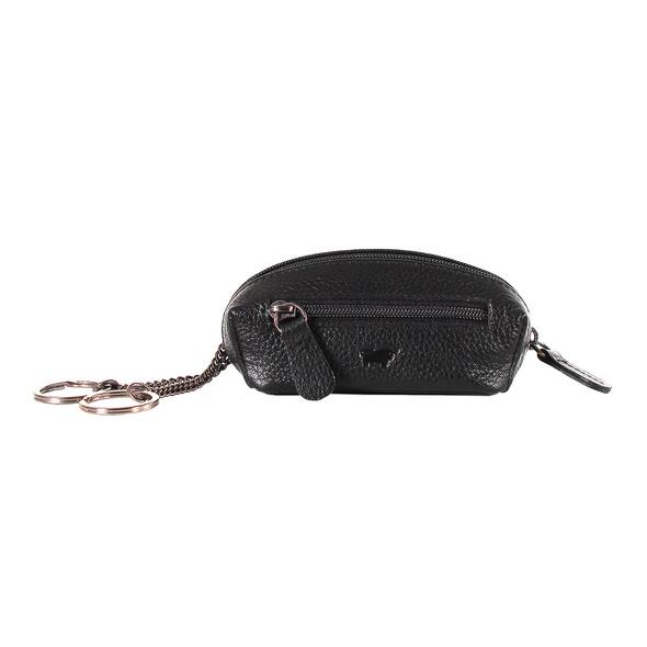 Braun Büffel Schlüsseletui Prato schwarz