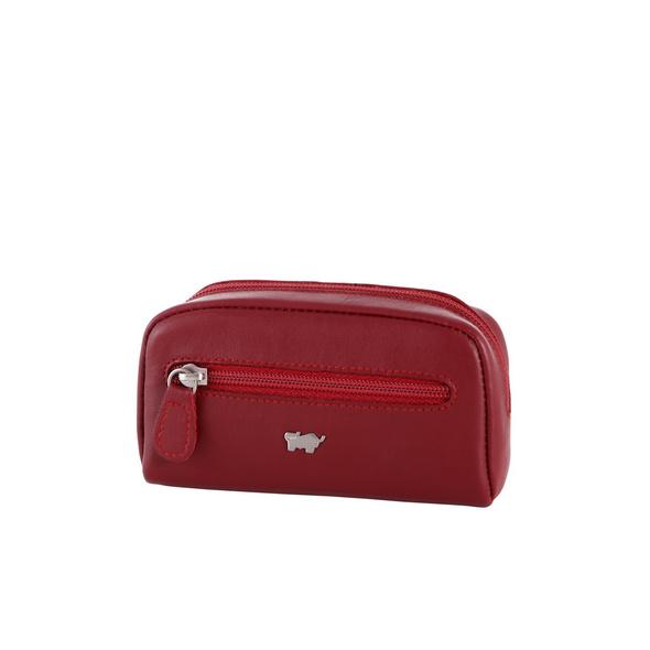 Braun Büffel Schlüsseletui 036 rot