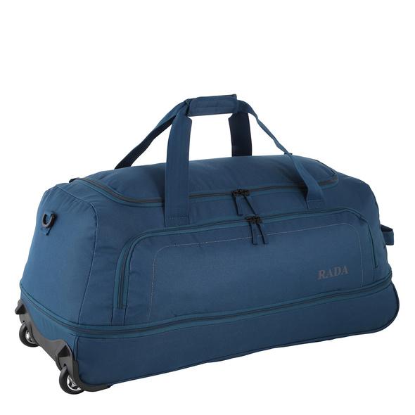 Rada Reisetasche mit Rollen Cloud Duffle Foldable W petrol