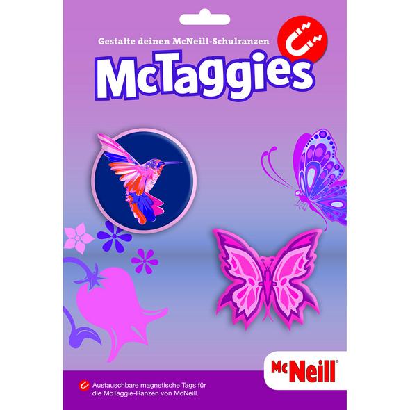 McNeill Anhänger McTaggie Set 2tlg. Nature
