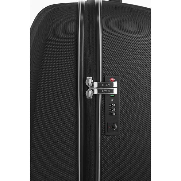 Titan Reisetrolley Xenon L 76cm black