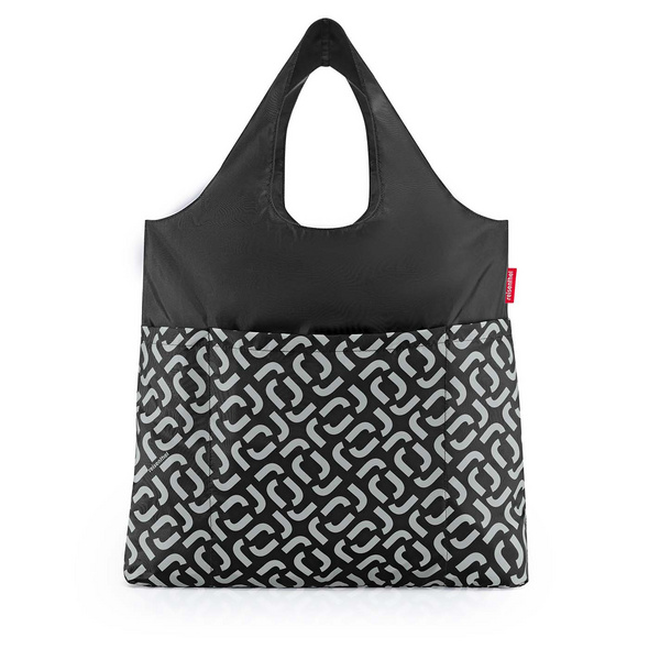 reisenthel Faltbeutel mini maxi shopper plus signature black