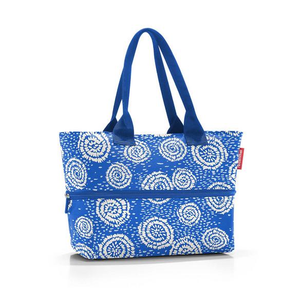 reisenthel Einkaufsshopper e1 batik strong blue