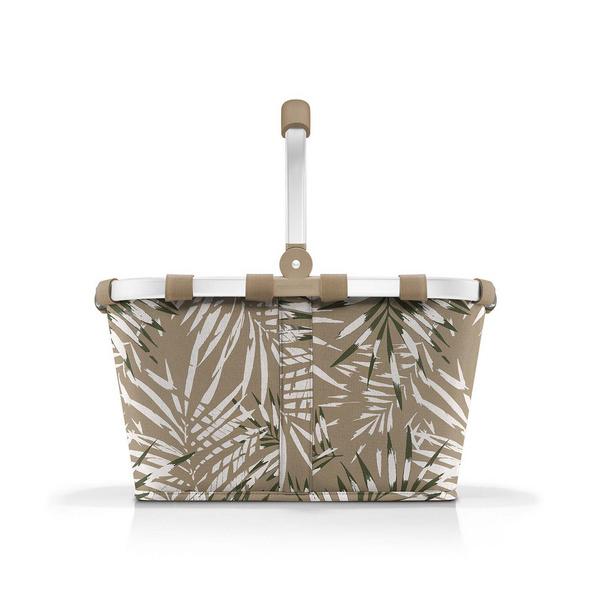 reisenthel Einkaufskorb carrybag 22l jungle sand