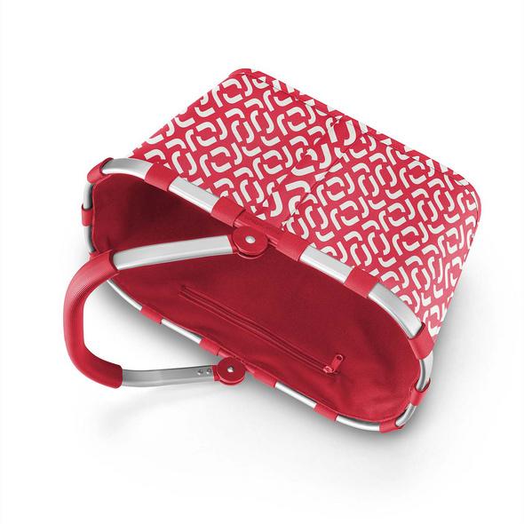 reisenthel Einkaufskorb carrybag 22l signature red