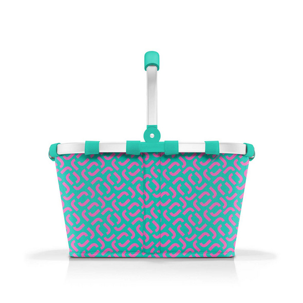 reisenthel Einkaufskorb carrybag 22l signature spectra green