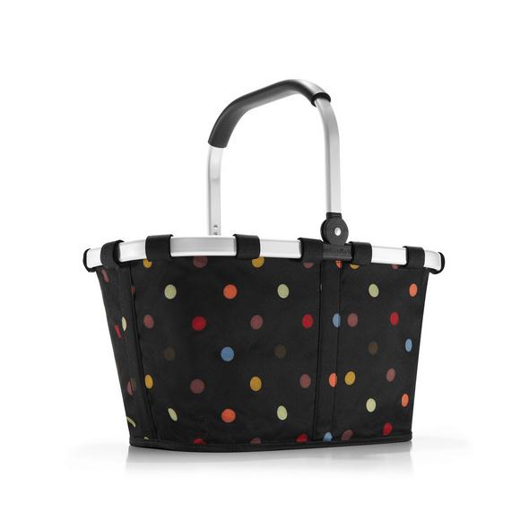 reisenthel Einkaufskorb carrybag 22l dots