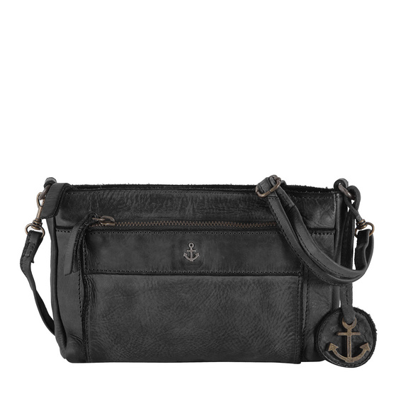 Harbour 2nd Bauchtasche Violetta B3.9806 dark ash