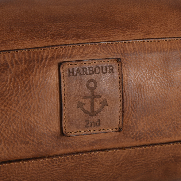 Harbour 2nd Kulturbeutel Traveller B3.9469 dark ash