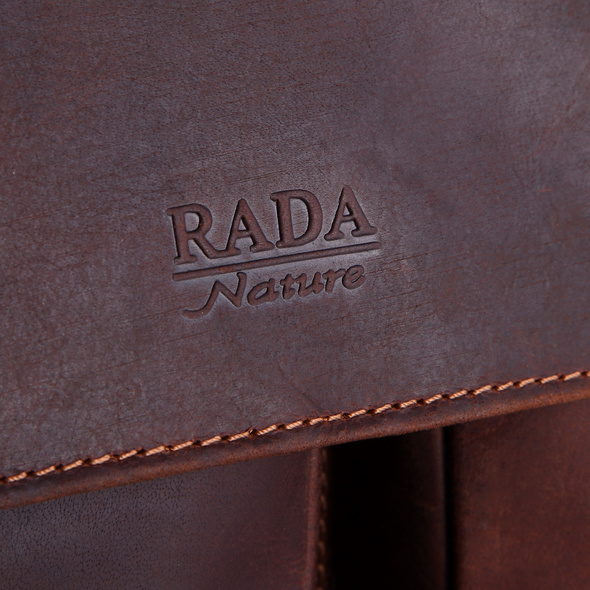 Rada Nature Laptoptasche 'Cartagena' sandal/tan