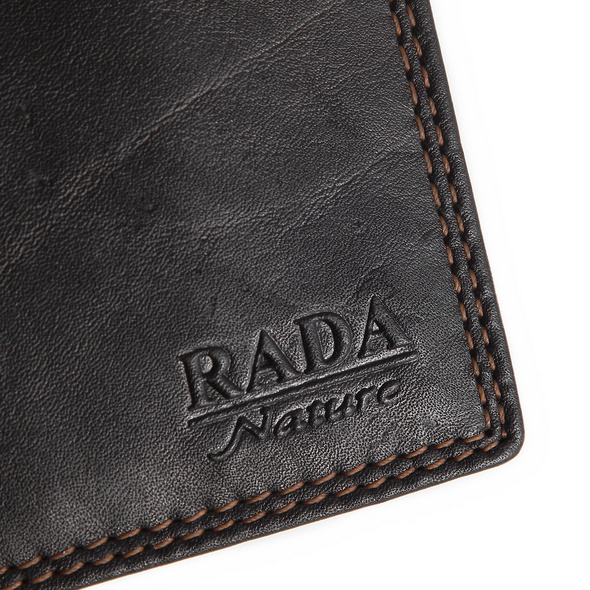 Rada Nature Kreditkartenetui R/001 cow black