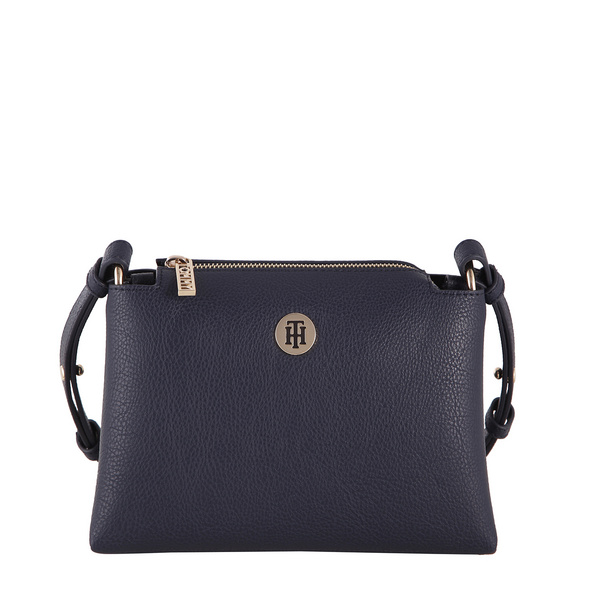 Tommy Hilfiger Umhängetasche TH Core Crossover blue