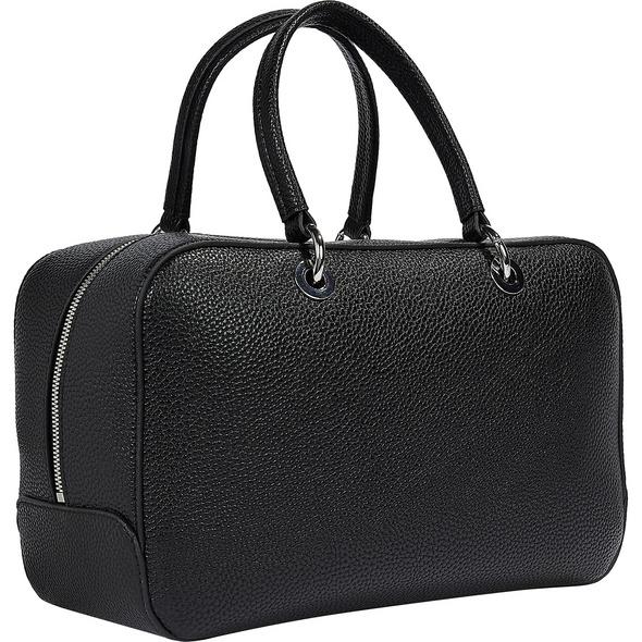 Tommy Hilfiger Kurzgriff Tasche TH Essence Duffle black