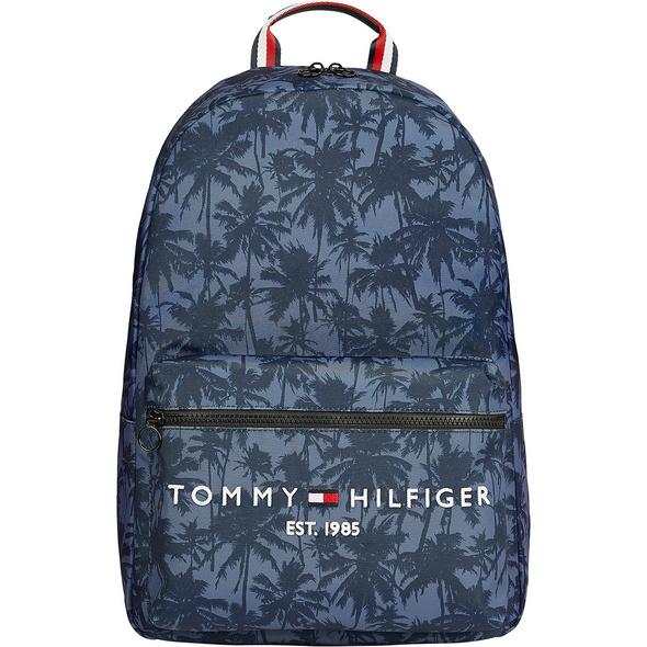 Tommy Hilfiger Rucksack TH Established Palm Backpack desert sky/palm print