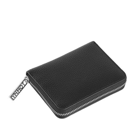 Tommy Hilfiger Querbörse Damen TH Essence Med ZA Wallet black