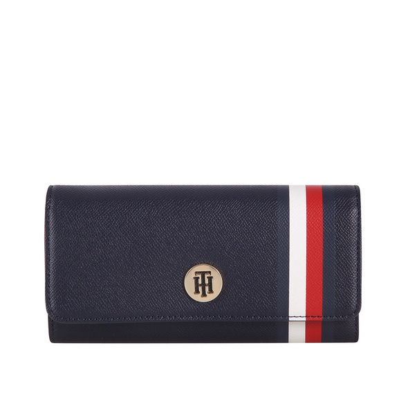 Tommy Hilfiger Überschlagbörse Damen Honey LRG EW corporate