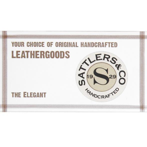 Sattlers & Co. Beuteltasche beige