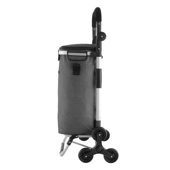 Rada Einkaufstrolley ER/10 Treppensteiger grey 2tone