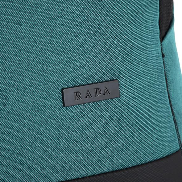 Rada Rucksack College Cube RS/39 petrol soft