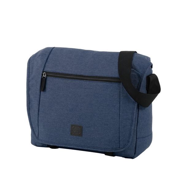 "Rada Laptoptasche CT/2/L 16"" blue 2tone cognac"