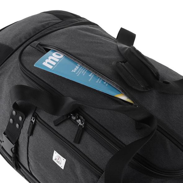 Rada Reisetasche mit Rollen RT/22 120l anthra 2 tone