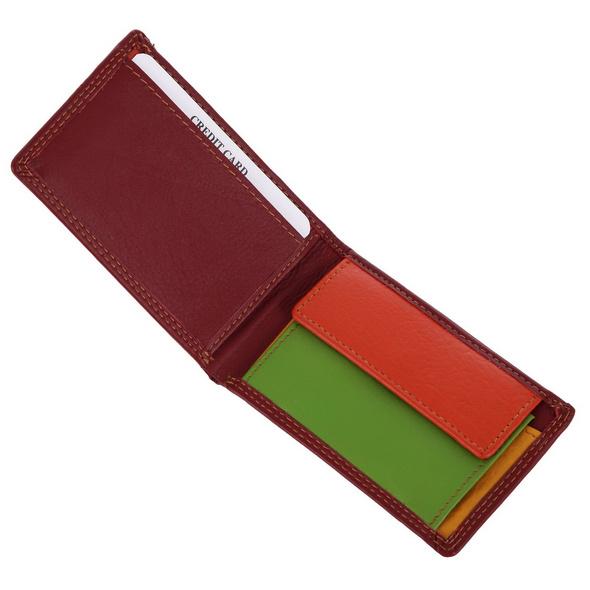 Rada Kleinbörse A/59 red/multicolor