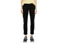 Slim Fit: Slim leg-Jeans - Denim