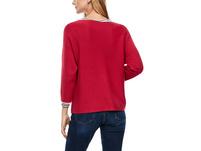 Feinstrickpullover mit 3/4-Ärmeln - Pullover