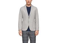 Slim Fit: Jogg Suit-Sakko - Jersey-Sakko