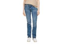 Slim Fit: Straight leg-Jeans - Jeans