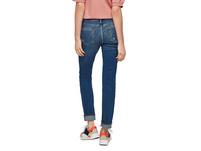 Slim Fit: Slim leg-Used Jeans - Used Denim