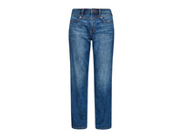 Slim Fit: Wide leg-Jeans - Schlaghose