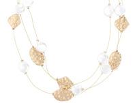 Kette - Baroque Pearl