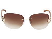 Sonnenbrille - Frameless Brown
