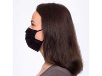 Mundbedeckung - Simple Black
