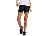 adidas PACER 3-STRIPES 2 IN 1  AEROREADY Funktionsshorts Damen