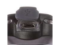 SIGMA AURA 60 USB Fahrradbeleuchtung