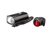 Lezyne Hecto Drive 40 + Femto Fahrradbeleuchtung