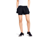 Under Armour Play Up 2in1 Funktionsshorts Damen