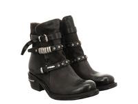 As 98 (airstep) Ignix Stiefel Kurz schwarz Damen