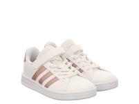 Adidas Grand Court C Halbschuhe weiß Mädchen