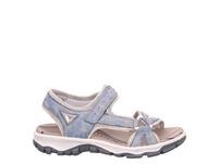 Rieker (gr. 36) Sandaletten blau Damen