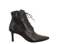 Paul Green 0069-9800-019/schnürstiefelett Stiefel Kurz schwarz Damen