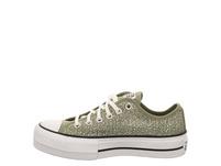 Converse Chuck Taylor Open Platform Sneaker grün Damen