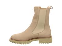 Paul Green 0069-9836-049/chelsea-stiefele Stiefel Kurz beige Damen