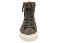 Paul Green 0067-4024-019/hightop-pauls Schnürer grau Damen