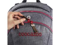 coocazoo Ergänzungsset Kunstleder MatchPatch schwarz