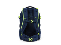 Satch Schulrucksack Pack 30l toxic yellow