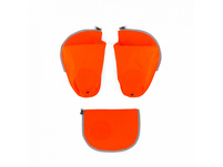 Ergobag Universal Seitentaschen Pack, Cubo, Cubo Light orange